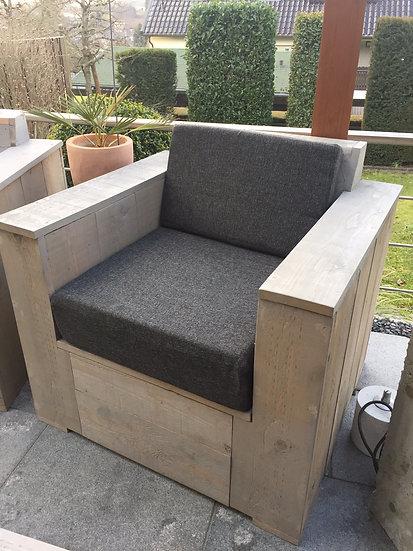 Kissen Lounge Sessel