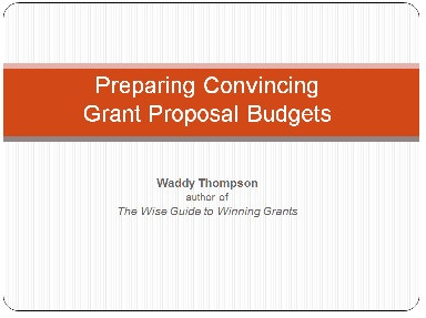 Does creating a budget give you the willies?