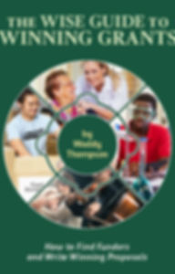 Cover o Th Wise Guide to Winning Grants