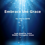 title page of Embrace the Grace