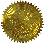 Gold Seal of Excellence