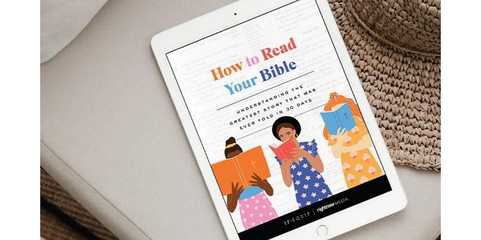 UGROUP - HOW TO READ THE BIBLE
