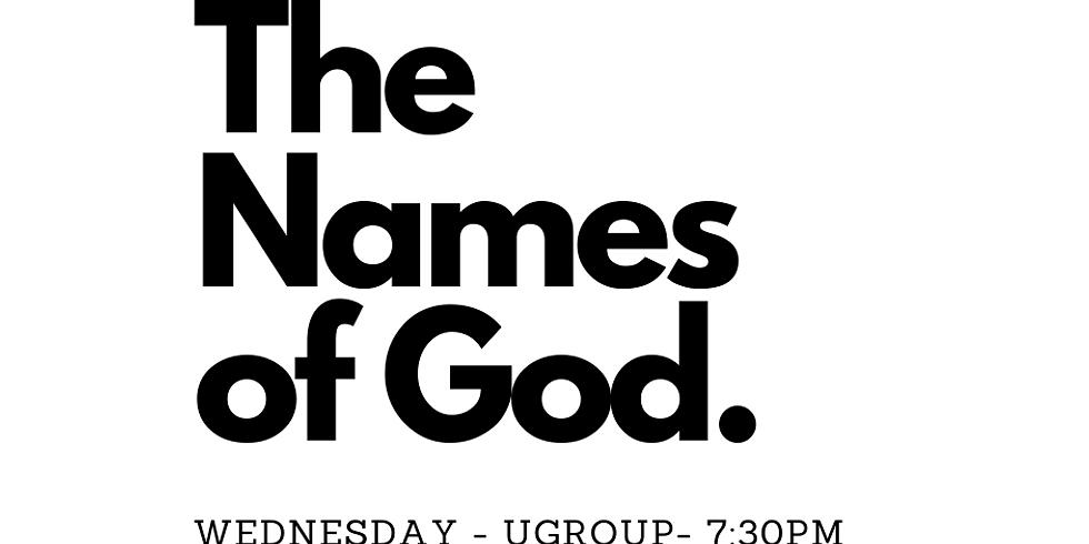 UGroup - The Names of God