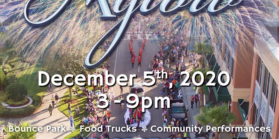 Christmas Social: at Avalon Aglow