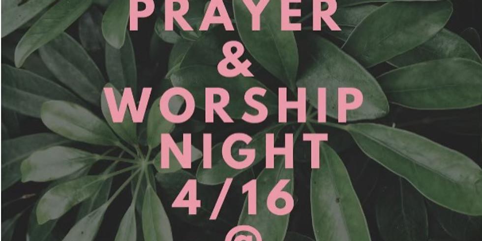 UWOMEN PRAYER & WORSHIP NIGHT