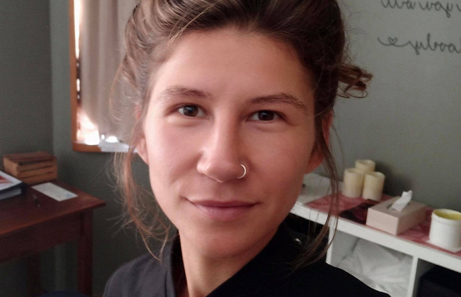 Katia - Massage Therapist