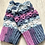 Thumbnail: Scarf and fingerless glove set