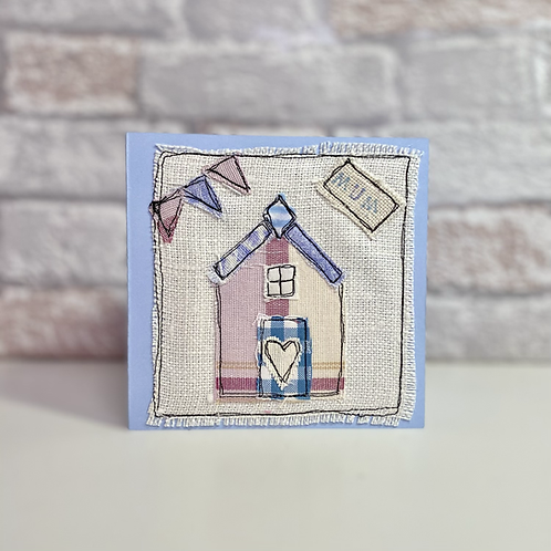 Mother's Day Beach Hut card