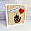 Thumbnail: Cat valentines card