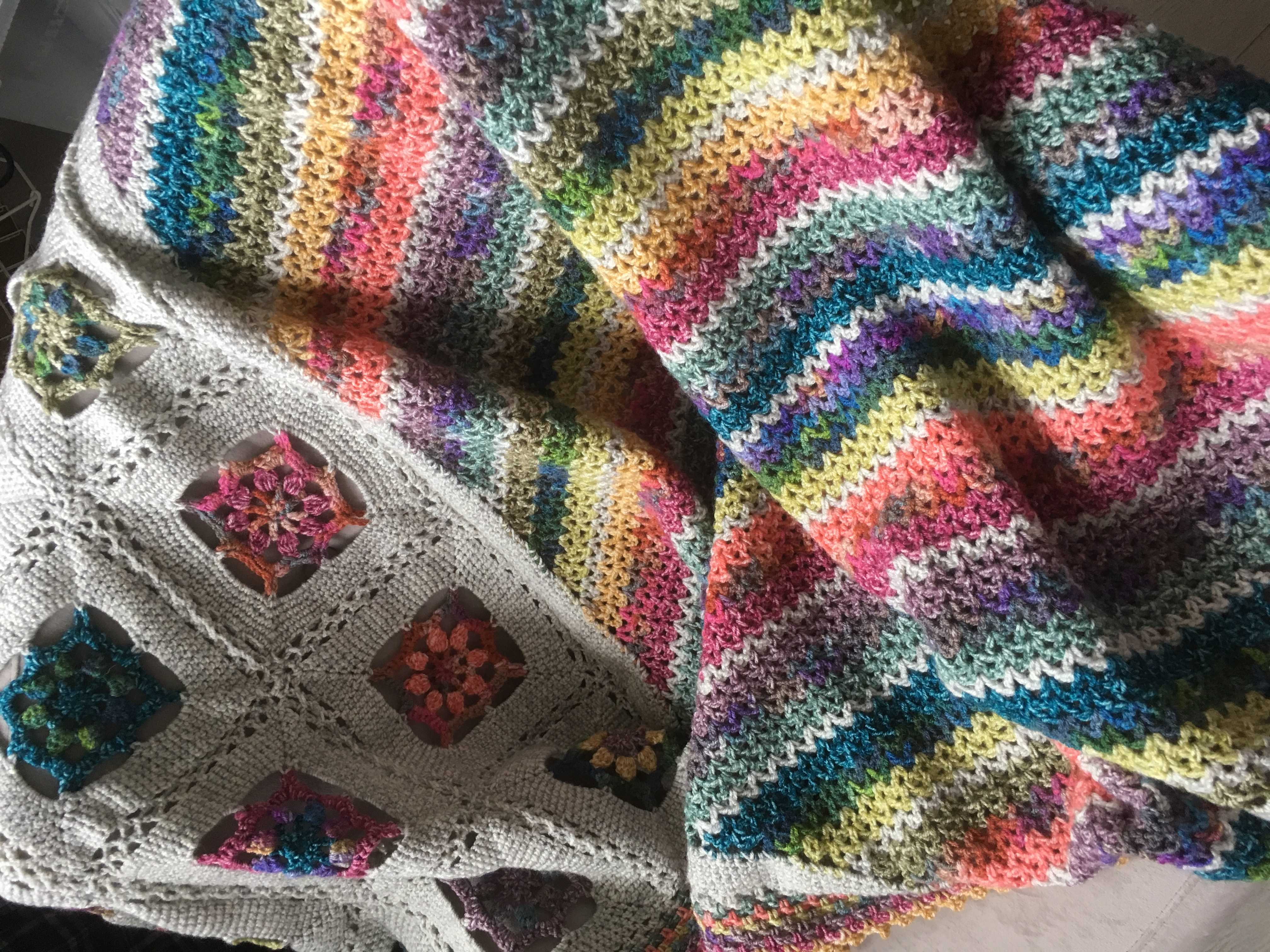 Batik blanket