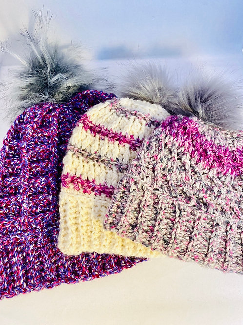 100% Sheltland Wool hat