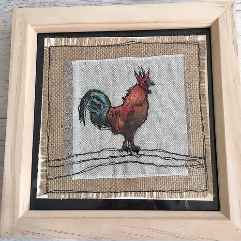 Chicken picture frames