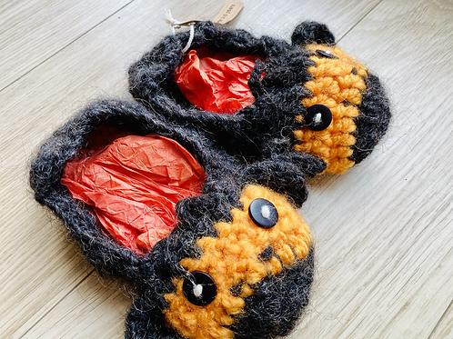Kids Monkey slippers