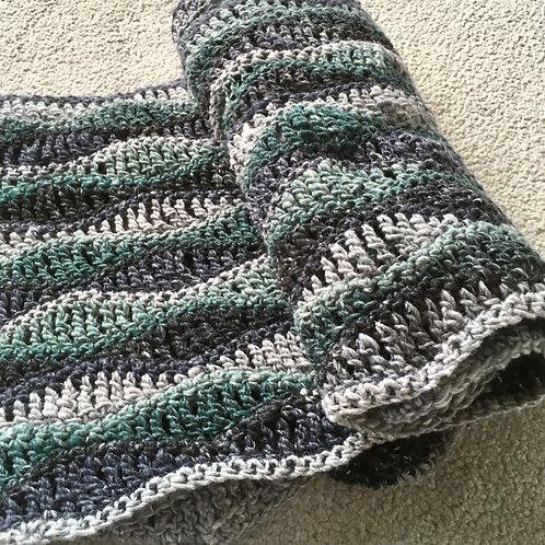 Geshi - Winter solstice luxury scarf