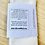 Thumbnail: 100% Cotton Muslin Face Cloths - 2 pack