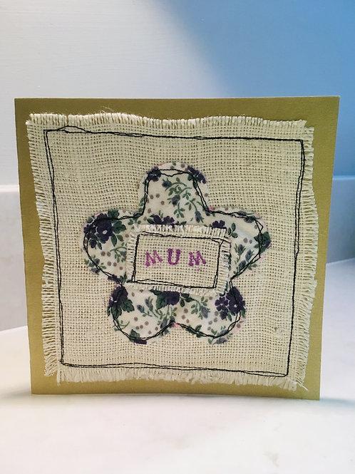 Mum 'Happy Birthday' Cards