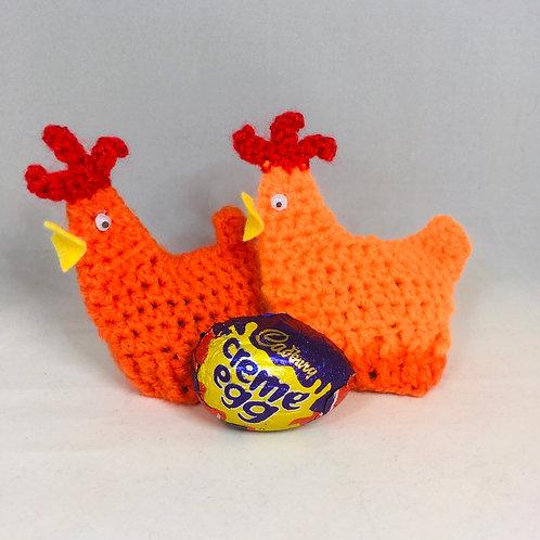 Creme Egg Easter chicks