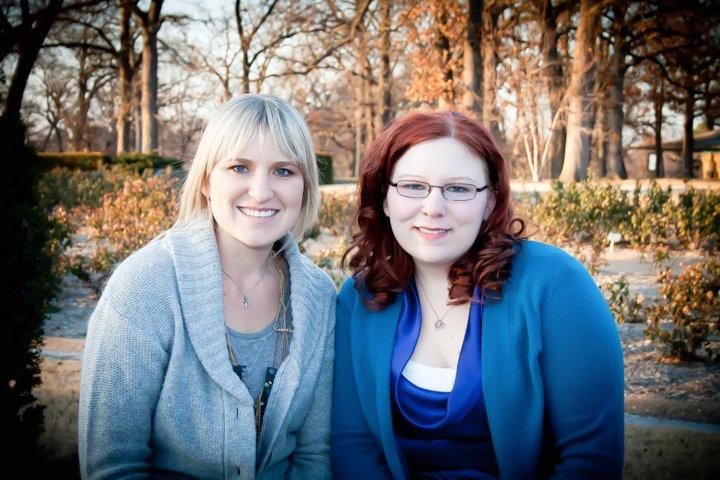 Becky & I