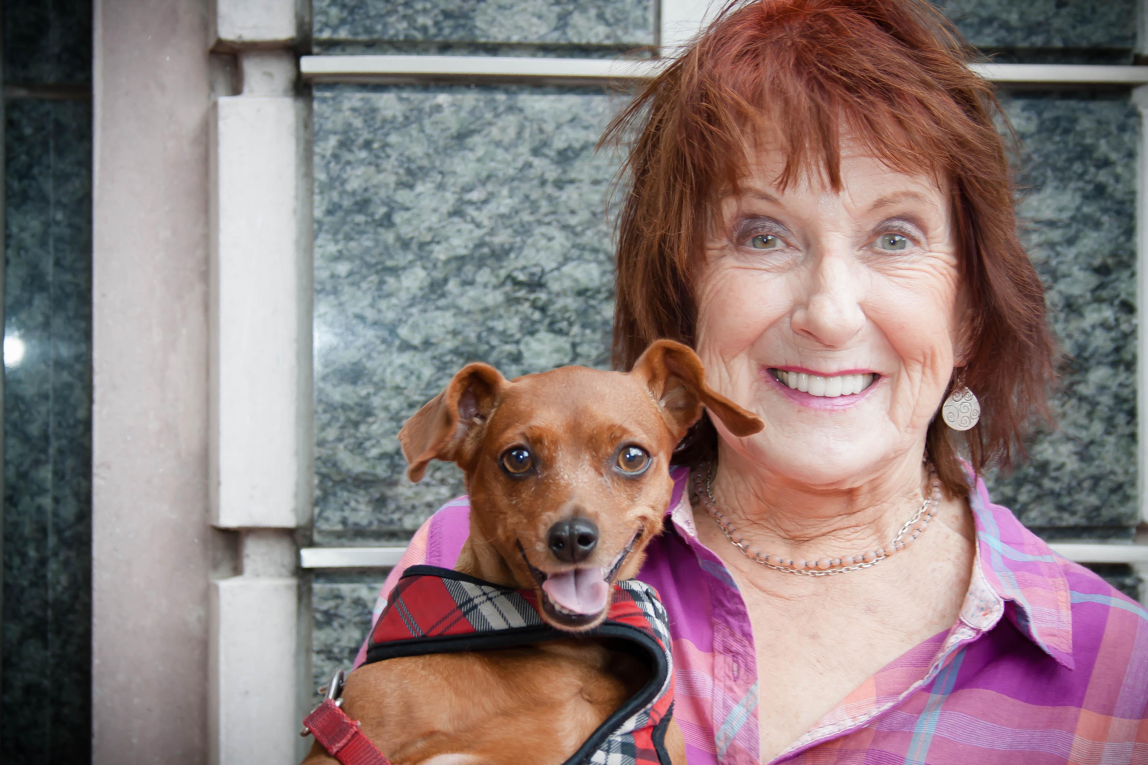 011 - Darlene & Ginger