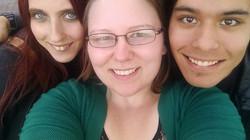 Jasmyn, Christopher & I