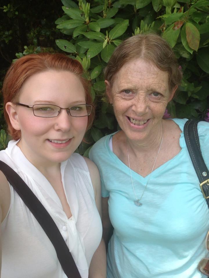 Debbie & I
