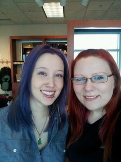 Helena & I