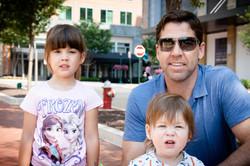 013 - Robert (father), Adora (daughter), & Bob (son)