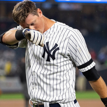 Yankees fall short against Padres 5-4