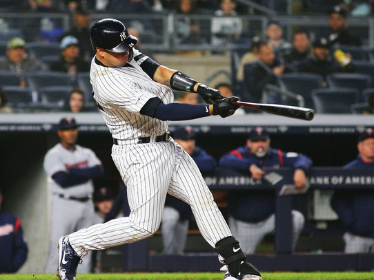 2-homerun game from Sanchez helps lift Yankees over Twins 6-3