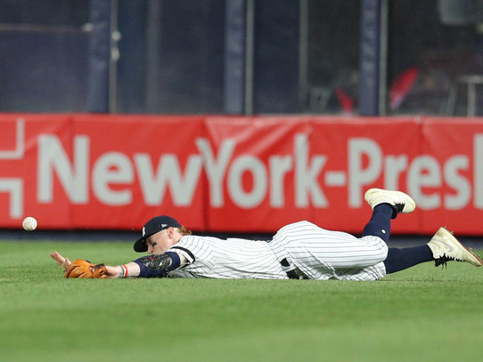 The defensive woes of Clint Frazier continue