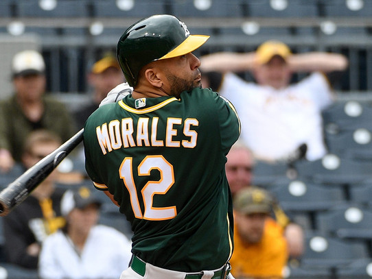 Yankees acquire 1B/DH Kendrys Morales