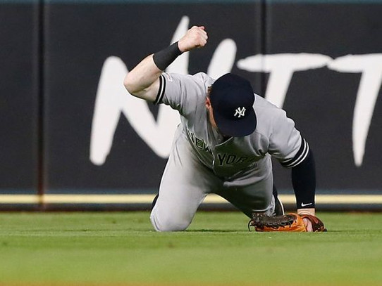 I'm done with Clint Frazier