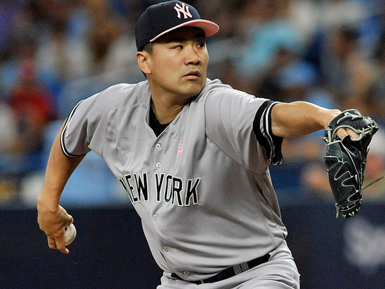 Yankees take series from Rays with 7-1 victory