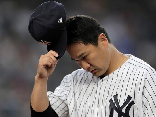 Yankees drop series opener to Blue Jays