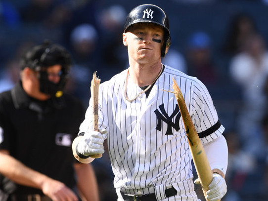 Yankees acquire Cameron Maybin; Clint Frazier to 10-day IL