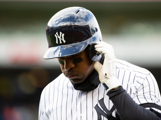 Yankees place Miguel Andujar on 10-day I.L.