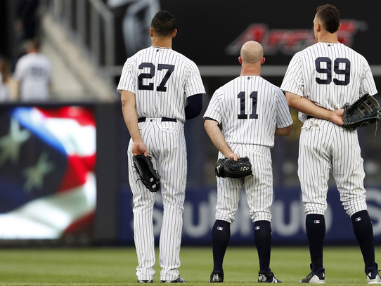 Thoughts on Yankees opening day