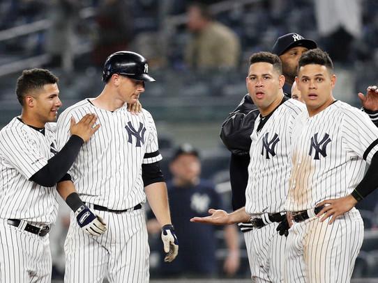 Yankees first half recap
