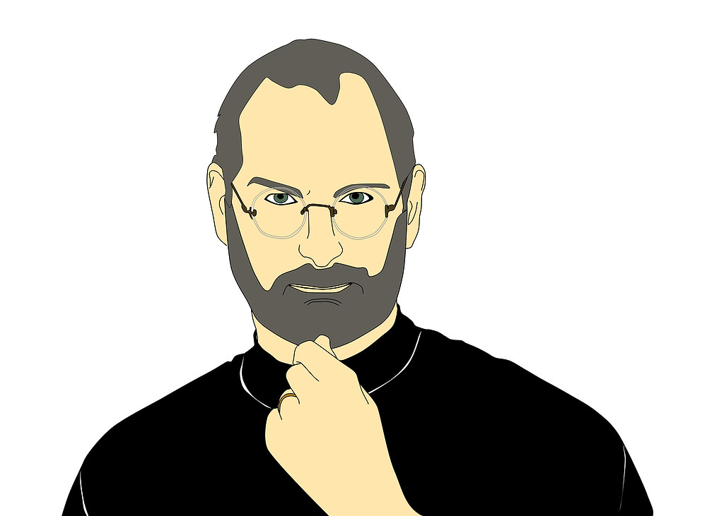Steve Jobs - organisation routine discipline