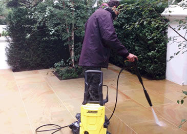 Pressure Washing London