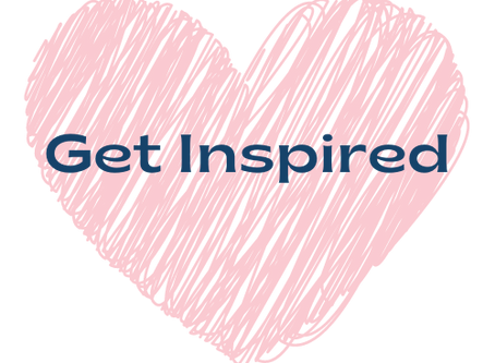 """""""get inspired"""" is born"""