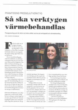 GJUTERIET MAGAZINE (SWEDEN)