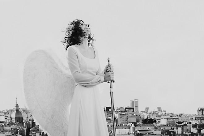 Maria Serna en Ángeles sobre Madrid