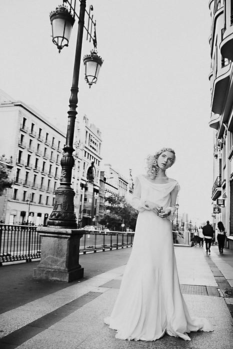 Maria Lima en Ángeles sobre Madrid