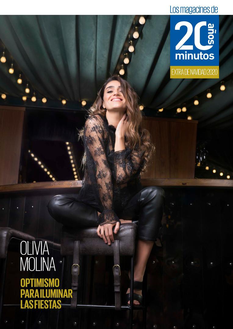 COVER OLIVIA MOLINA