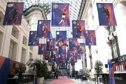 UEFA DINNER AT PALACIO CIBELES