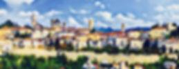 Bergamo skyline | Istituto di Psicosomatica Integrata Bergamo