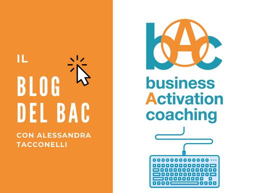 Il BAC in un blog? Parole per il tuo business!