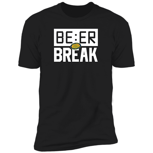 Beer Break Premium Short Sleeve T-Shirt