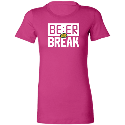 Beer Break Ladies' Favorite T-Shirt